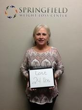 Springfield Weight Loss Center Weight Loss Testimonial